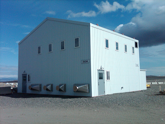 Relocatable Confinement Enclosure 2