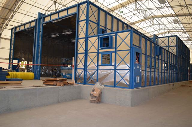 Containment Enclosure 1