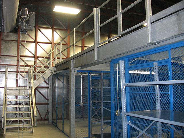 Storage Mezzanine 1