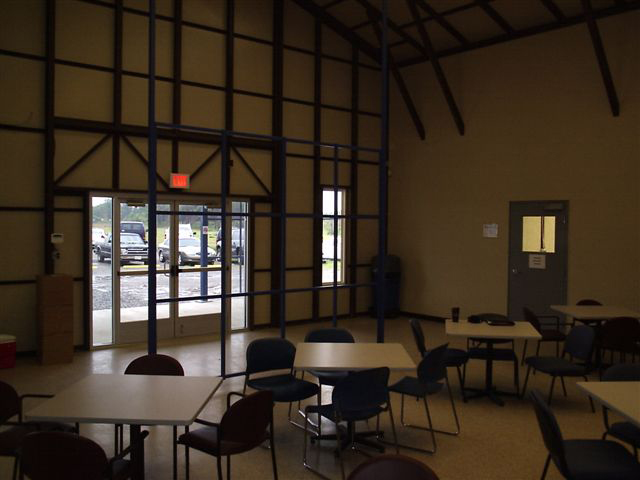Interior Training Building 3