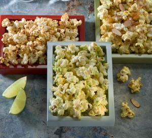Hot Wasabi Popcorn