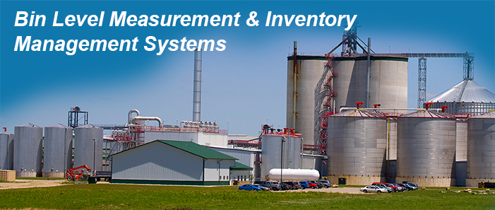 BinMaster bin level measurement and inventory management systems