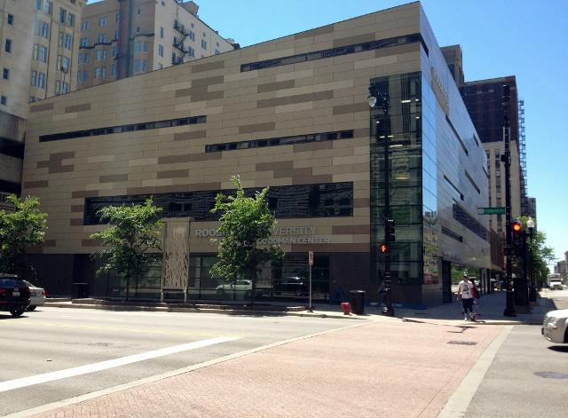 Lillian and Larry Goodman Center at Roosevelt University