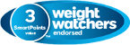 Weight Watchers Endorse 3 SmartPoints Value