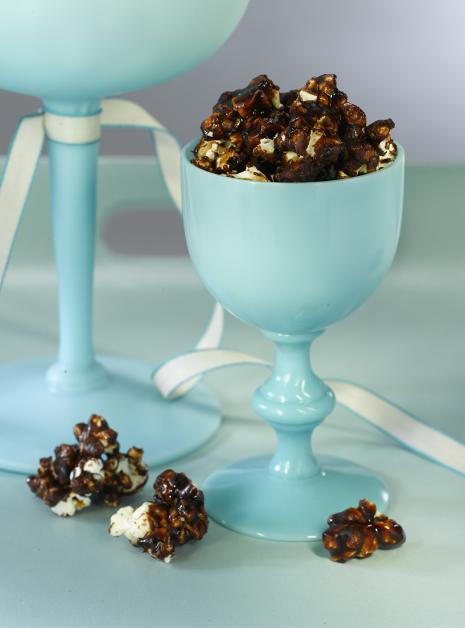Cocoa Popcorn Crunch Recipe