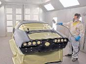 HPP Magazine Car Restoration Paint Article Body Work Restore a Muscle Car