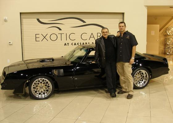 Burt Reynolds Restore a Muscle Car Dave Hall Bandit TA Trans Am Smokey and the Bandit