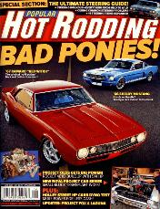 Popular Hot Rodding 1969 Pontiac Firebird Restoration Restore a Muscle Car