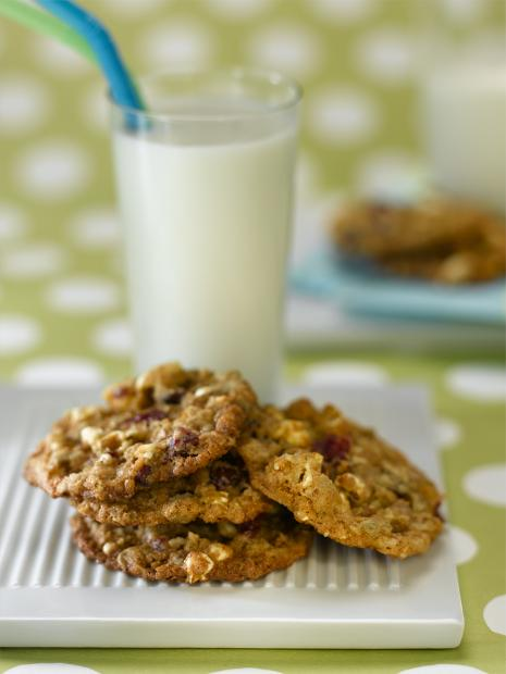 Power Packed Popcorn Cookies Recipe