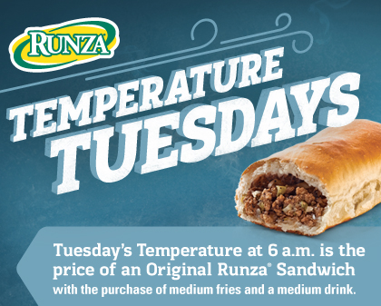Temperature Tuesdays