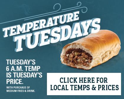 Temperature Tuesdays